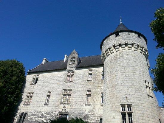 Chateau de la Motte : Front view