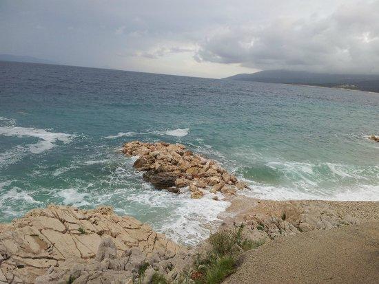 Mediteran Residence: spiaggia