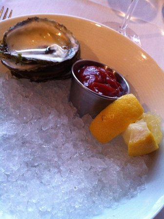 The Maple Leaf: Fresh Oysters