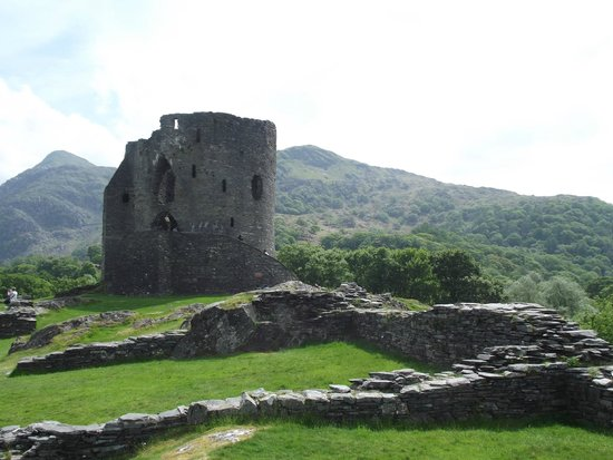 Dolbadarn Castle : The Castle