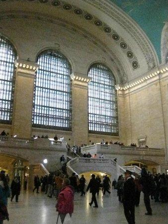 Grand Central Terminal: Estação Grand Central - NYC