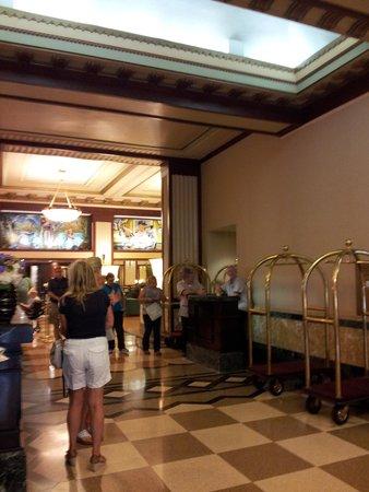 Hotel Edison Times Square: Recepção