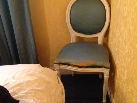 Balzac Hotel: Particolare della camera