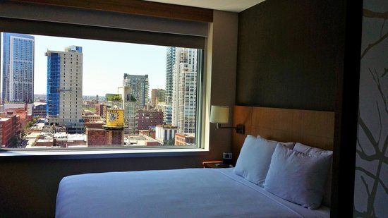 Hyatt Place Chicago / River North: Nice view