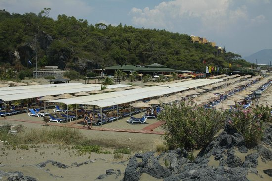 TUI BLUE Sarigerme Park: Beach during day