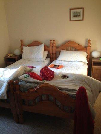 Kiltaraglen House: Twin Room