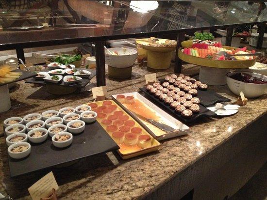 Belmond Hotel das Cataratas: Sobremesas do Buffet do jantar