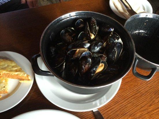 Sjøhuset Skagen: Mussels