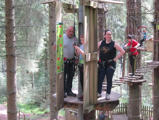 Go Ape: Great fun day out - for all ages