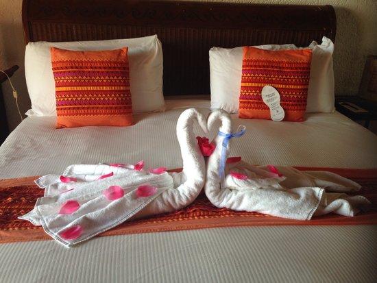 Casa de los Suenos: Mi deliciosa y súper cómoda cama!
