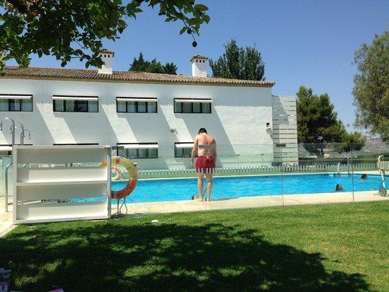 Parador de Antequera: Pool