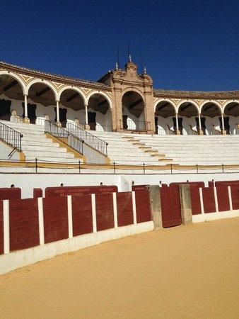 Parador de Antequera: Plaza de Toros