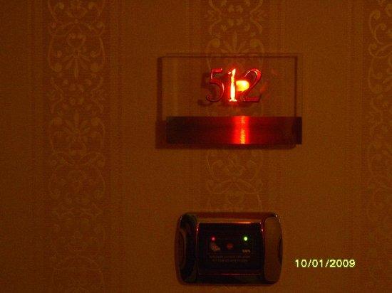 Serena Hotel: 512