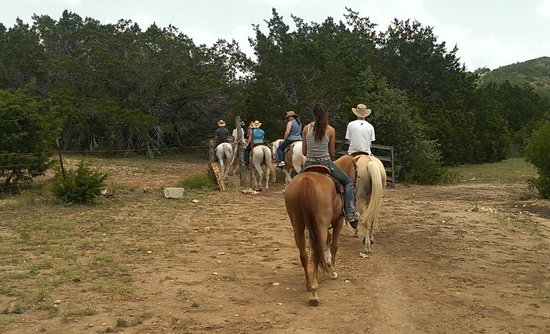 Rancho Cortez Day Trips: Horseback riding in the hills