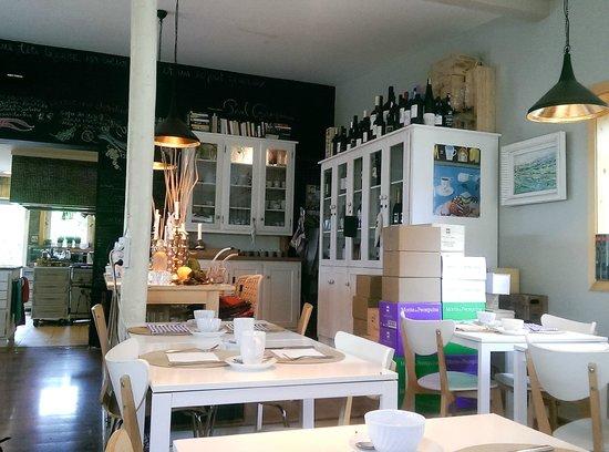 Herdade da Matinha: Dining room