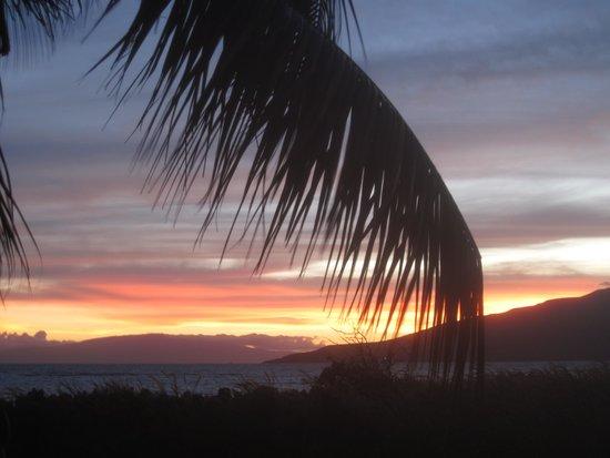 Luana Kai Resort: Lua Kai sunset