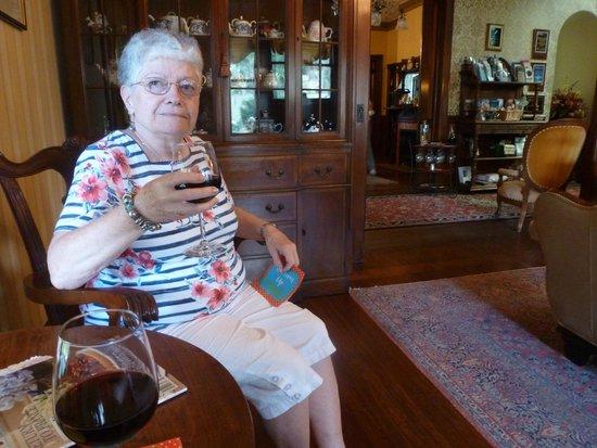 Amelia Island Williams House: Afternoon social