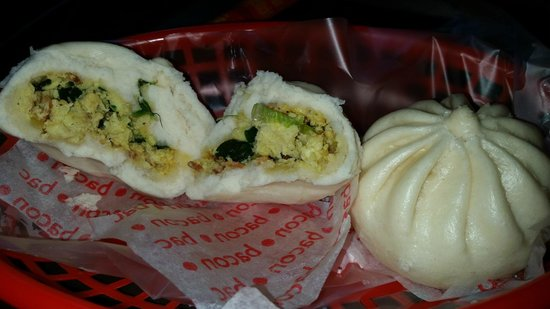Wow Bao: The filling on the inside