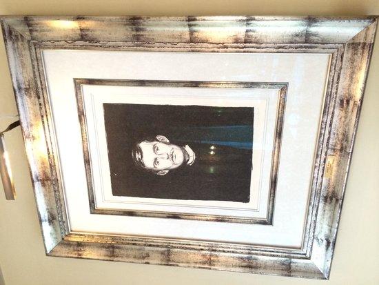 Hotell Refsnes Gods : Originale Edvard Munch