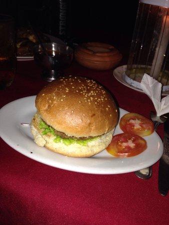 Hot Rock : Le chicken burger...