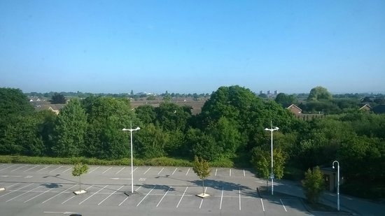 Travelodge Cheshire Oaks: Room view