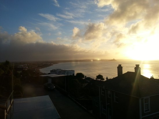Hotel Penzance : Our views!