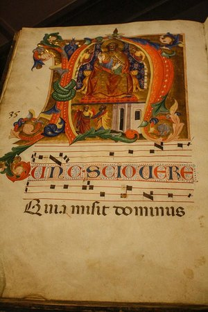 The Walters Art Museum : Manuscripts that are centuries old