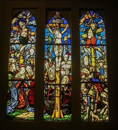 The Walters Art Museum : Gorgeous stained glass