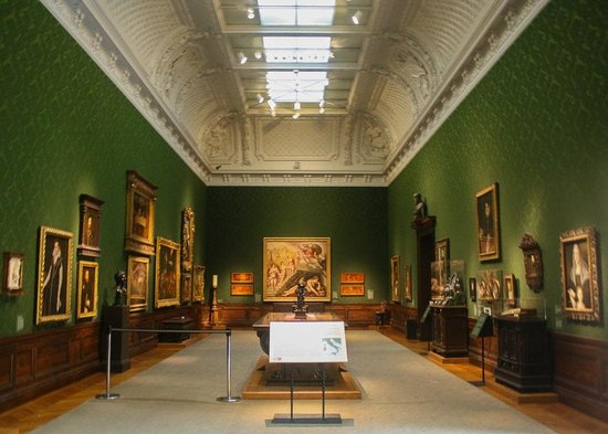 The Walters Art Museum : Elegant rooms filled with wonderful art