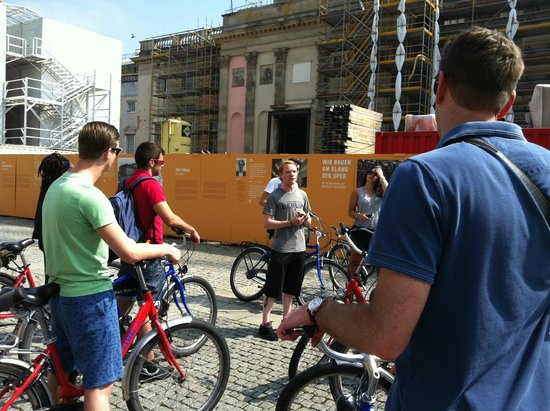 Fat Tire Tours Berlin: Sites on the tour