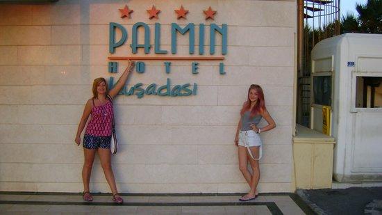 Palmin Hotel : :)