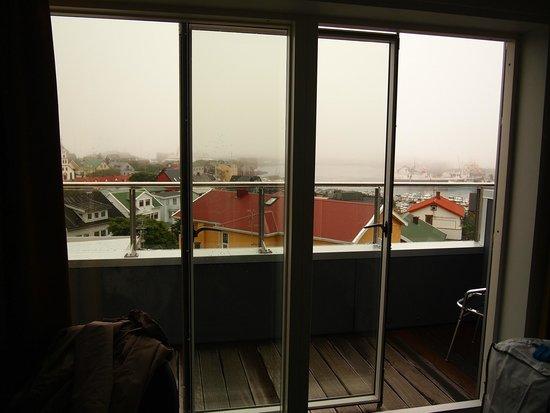 Bladypi Hostel: Balcony