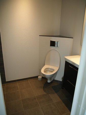 Bladypi Hostel: Toilet