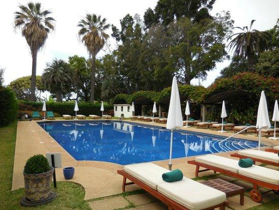 Quinta da Casa Branca: la piscine