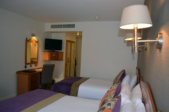 North Star Hotel : Kamer