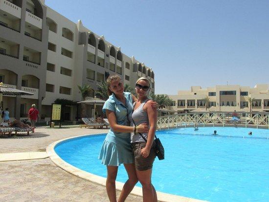 Nubia Aqua Beach Resort Hurghada Egypt Reviews Photos - Map of egypt beach resorts