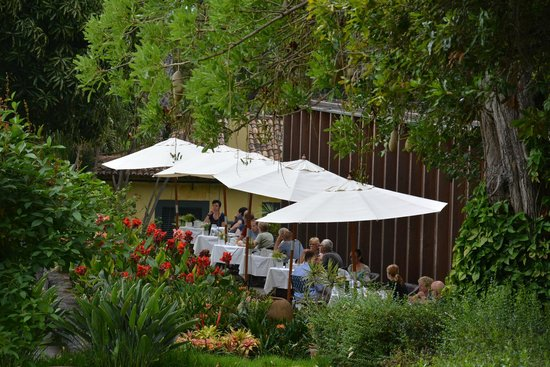 Quinta da Casa Branca: le restaurant (matins-midis)