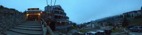 Hotel Shackleton Mountain Resort : Panoramica