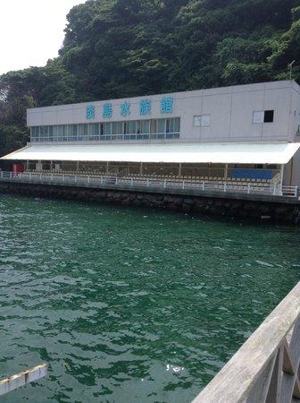 Awashima Marine Park: 水族館