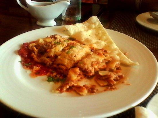 Pizzeria Michelangelo: Lasagna