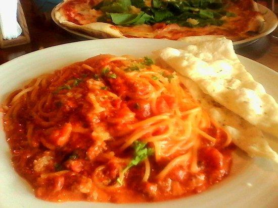 Pizzeria Michelangelo: Spaghetti