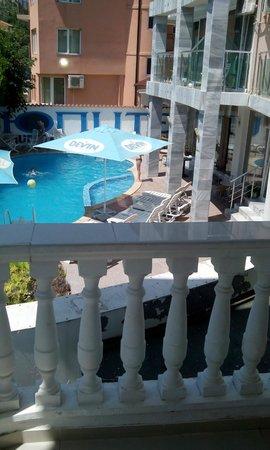 Jupiter Hotel : piscina