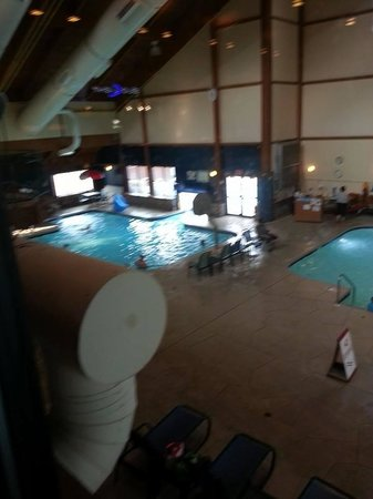 The Waters of Minocqua: the pool