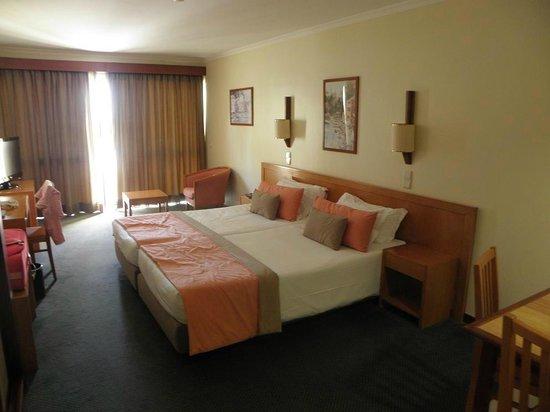 Alto Lido Hotel : Chambre