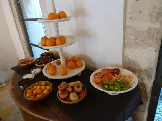 Hotel Gutkowski: Mouth-watering breakfast