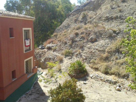 Balneario de Archena - Hotel Levante: Vistas habitación