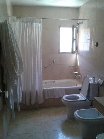 Balneario de Archena - Hotel Levante: Baño