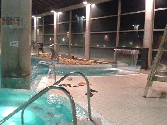 Balneario de Archena - Hotel Levante: Piscina