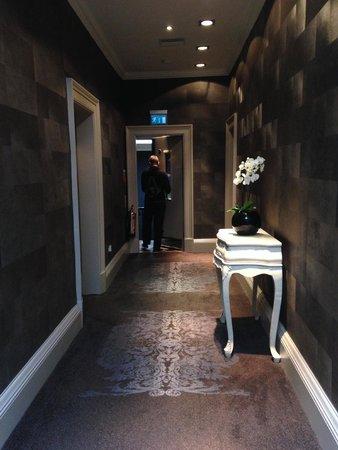 The Rutland Hotel: Hallway on 3rd floor