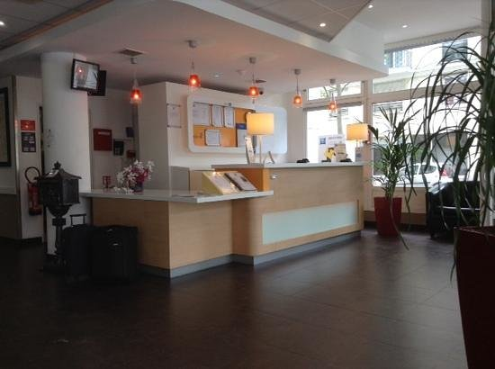 Ibis Budget Issy Les Moulineaux : reception